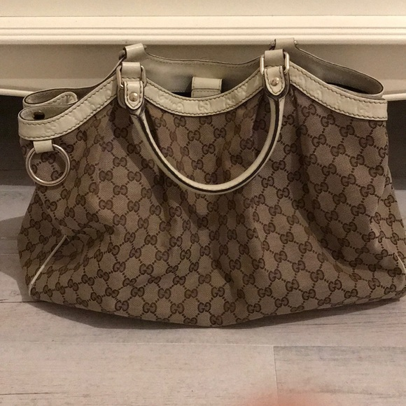 bdf96766b01e5a Gucci Bags | Large Sukey Tote Excellent Condition | Poshmark